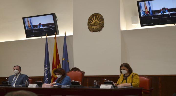"""Јавна парламентарна расправа, отварање на новиот Предлог на """"Закон за спречување и заштита од  насилство врз жените и семејното насилство"""""""